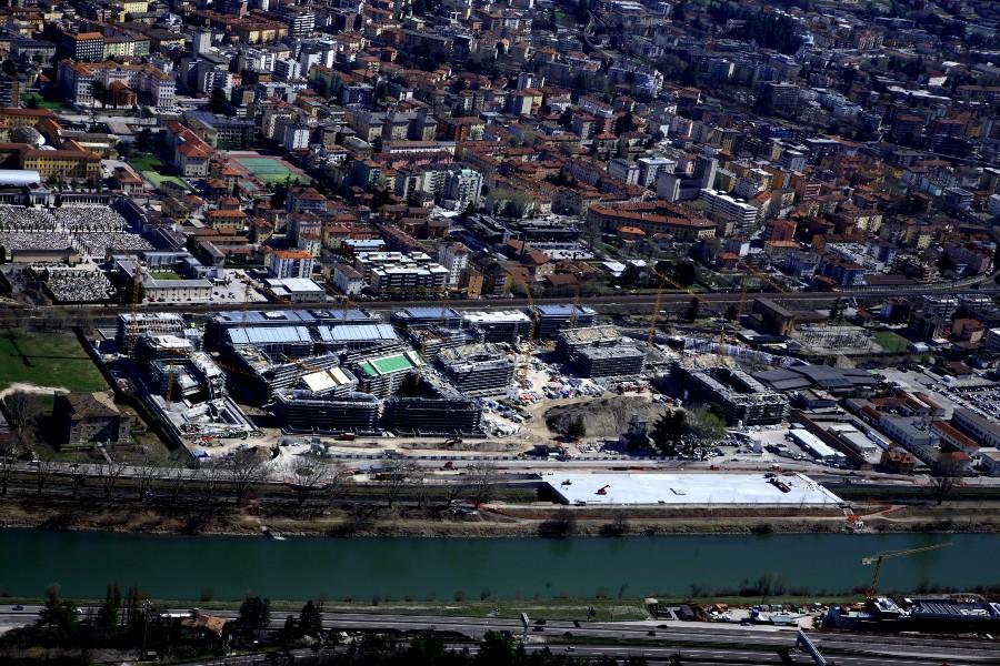 Gallery foto n.1 RP 105 - Projet de Renzo Piano