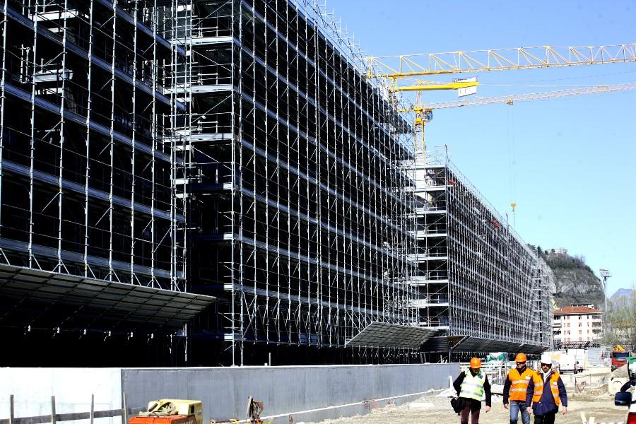 Gallery foto n.3 RP 105 - Projet de Renzo Piano