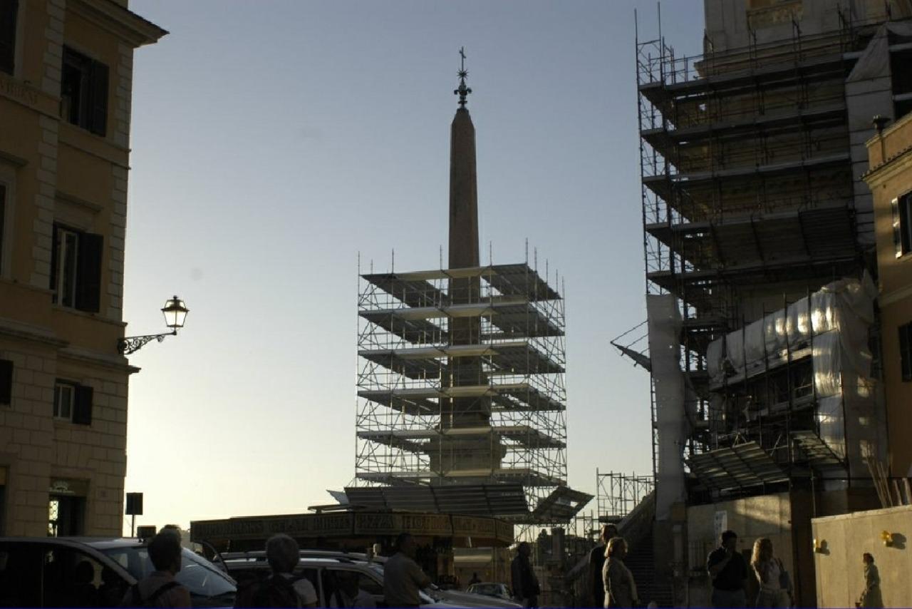 Gallery foto n.1 Multiceta - Obelisco Sallutiano