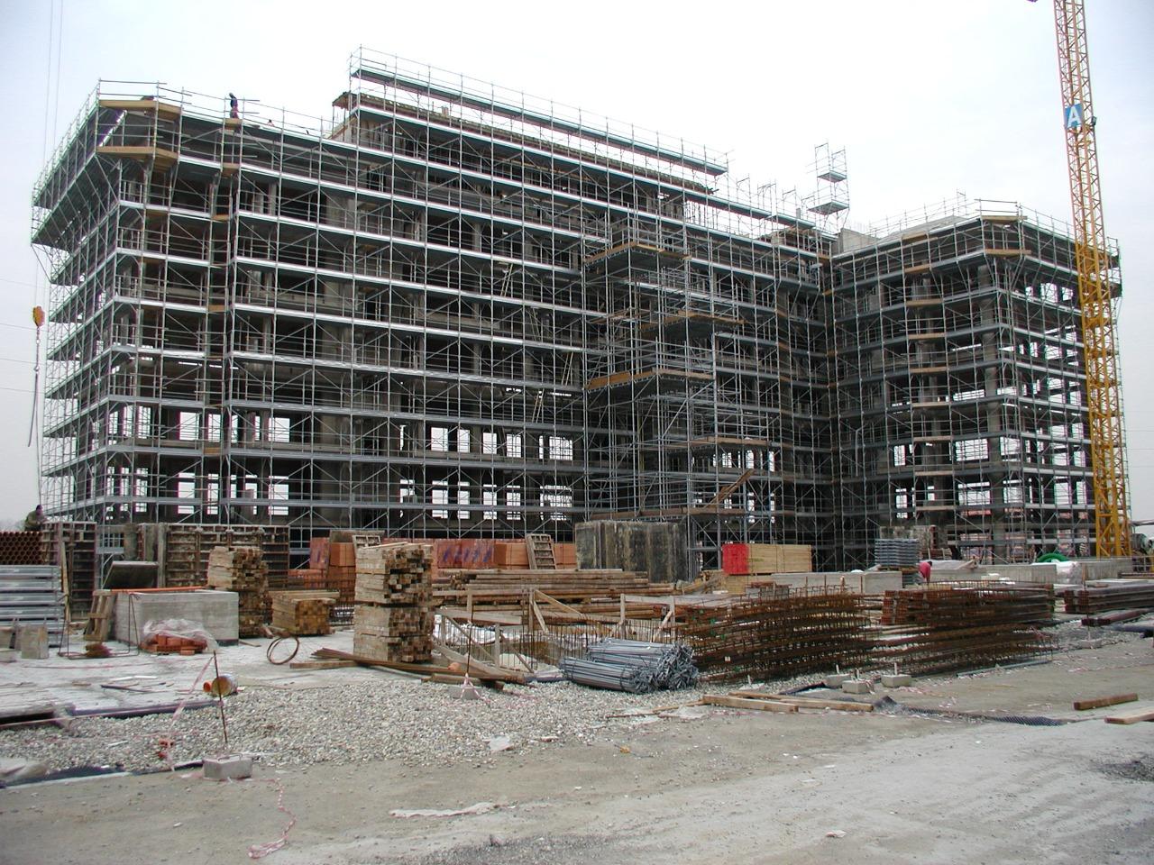 Gallery foto n.1 RP 105 - Construction d'un bâtiment résidentiel