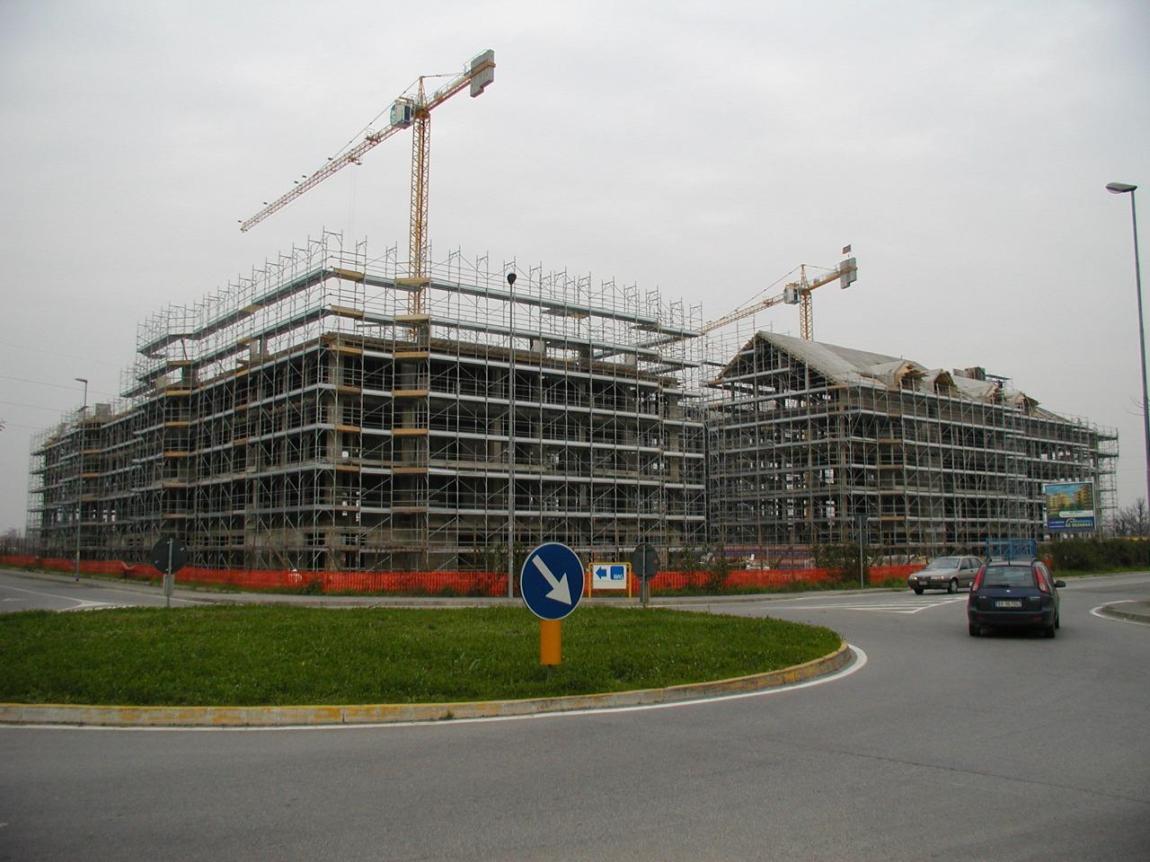 Gallery foto n.2 RP 105 - Construction d'un bâtiment résidentiel