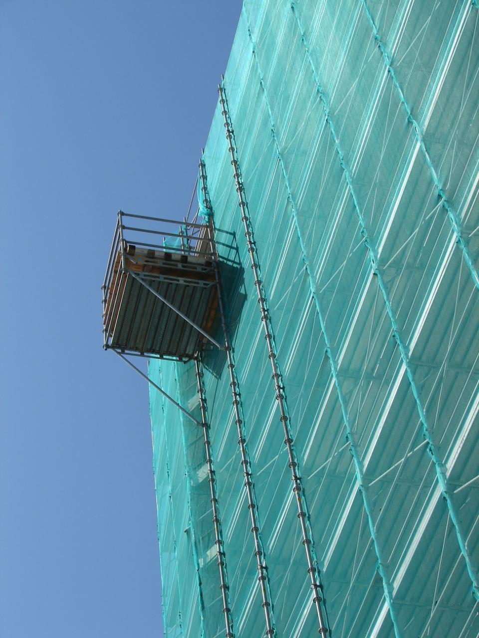 Gallery foto n.1 Погрузочные платформы - Возведение здания