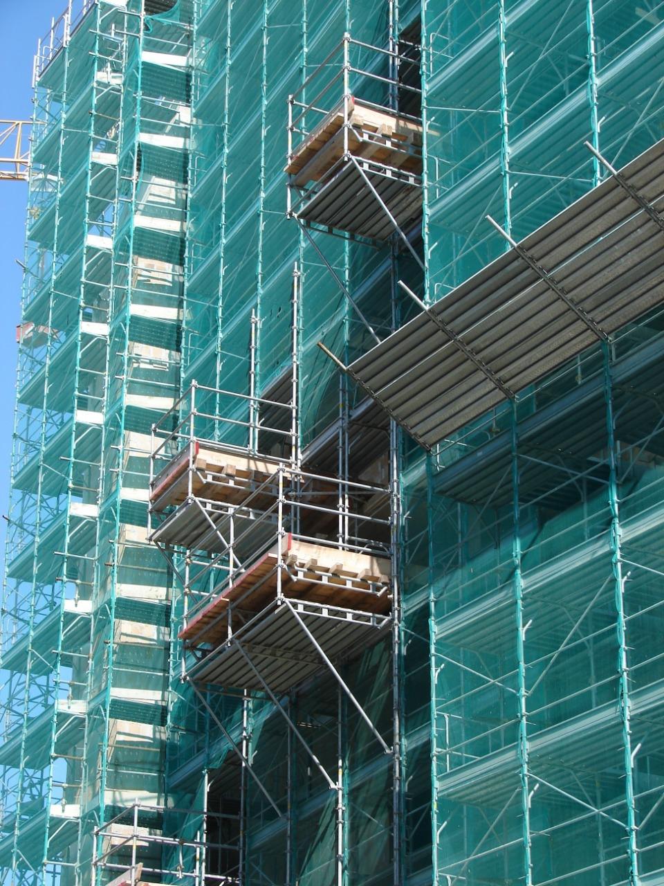 Gallery foto n.2 Погрузочные платформы - Возведение здания