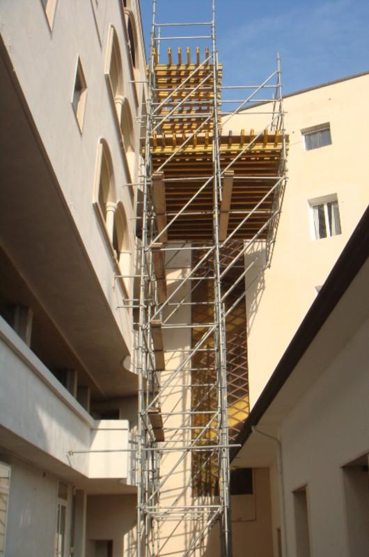 Gallery foto n.1 Plan de chargement - Rénovation d'un bâtiment