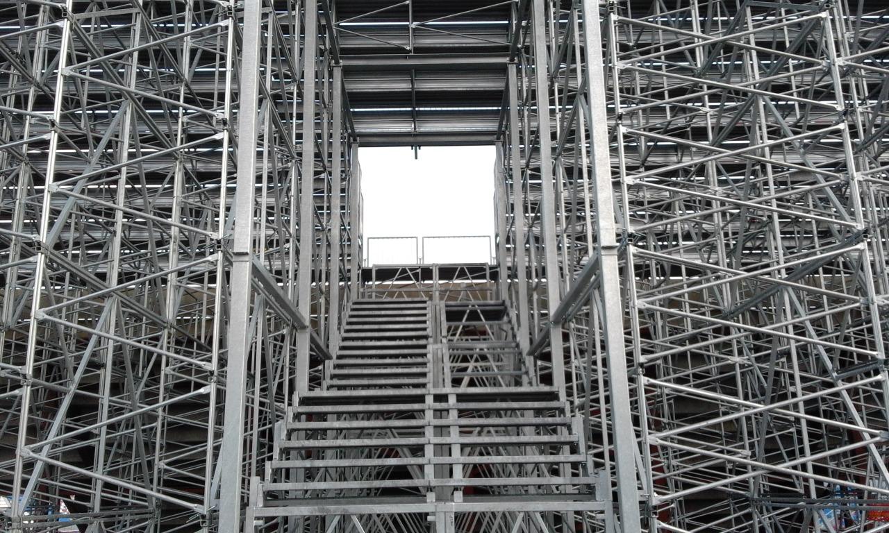 Gallery foto n.1 مدرج جاهز P75-70/7 - استاد إتسيو شيدا