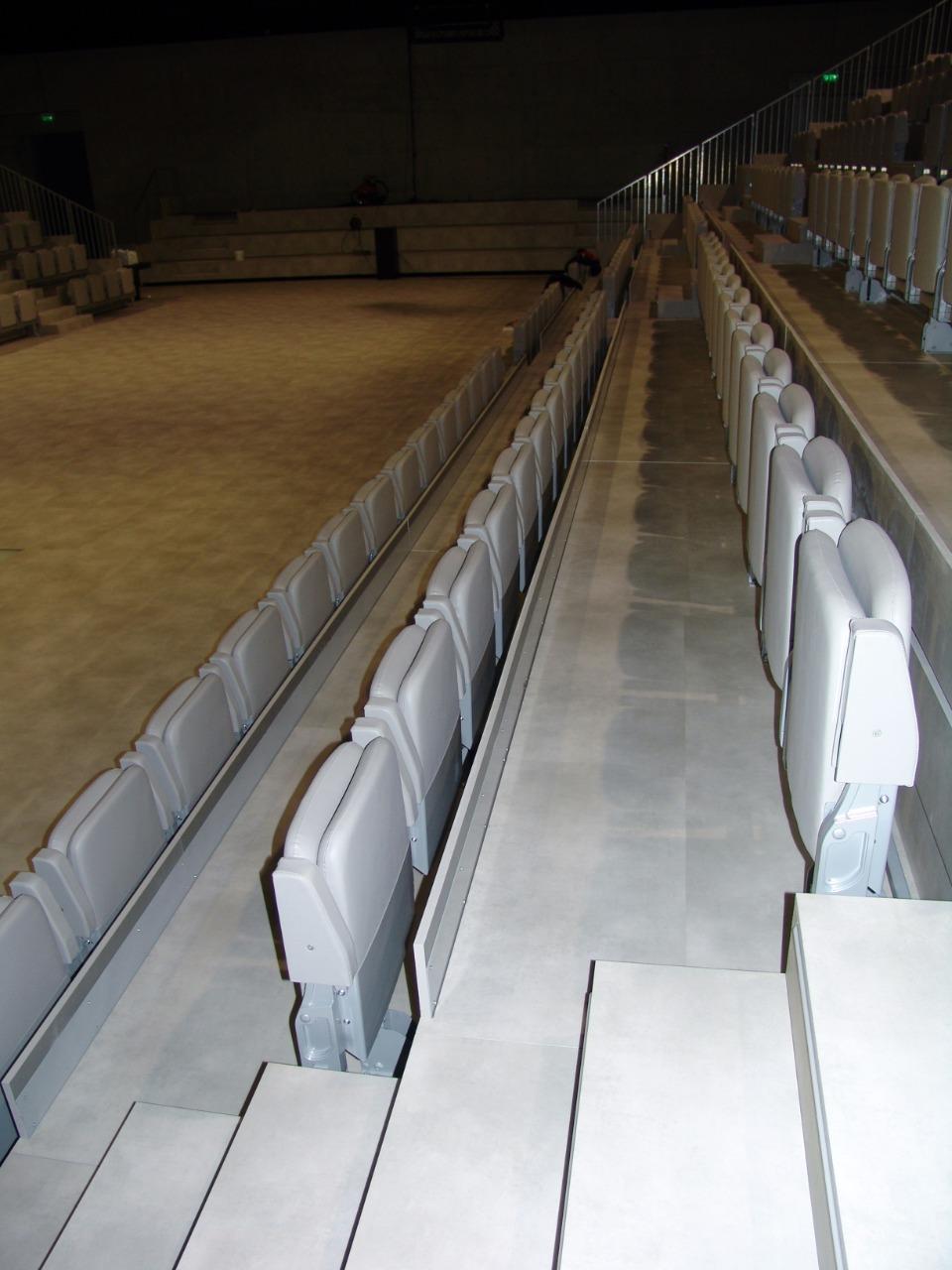 Gallery foto n.2 Стулья TOP CLASS - Театр Армани