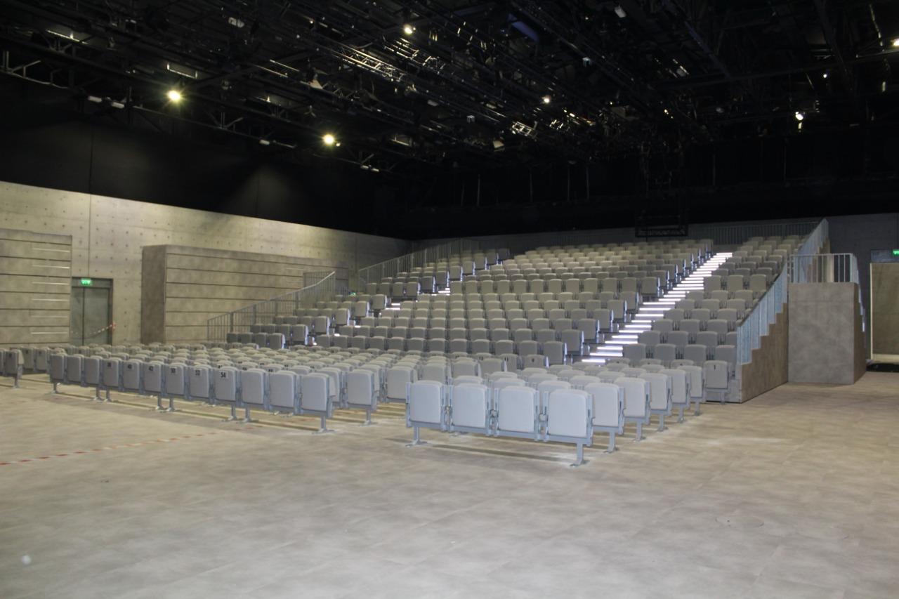 Gallery foto n.4 Стулья TOP CLASS - Театр Армани