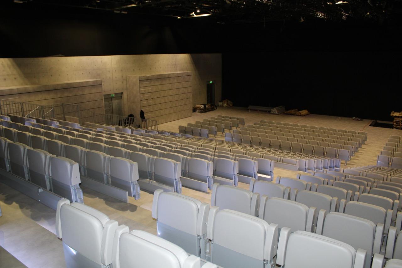 Gallery foto n.5 Стулья TOP CLASS - Театр Армани