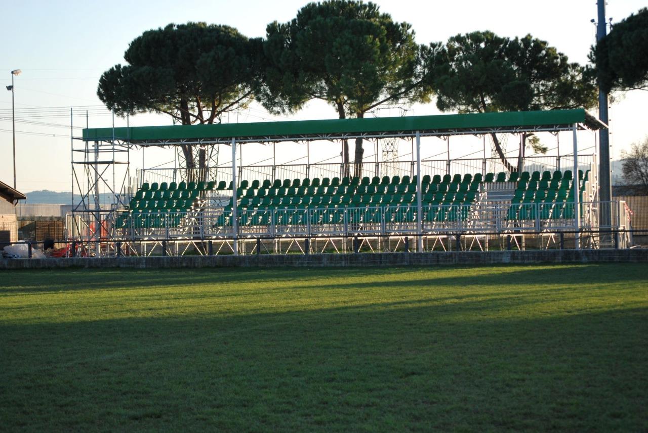 Gallery foto n.5 Couvertures préf. - Stade de Rugby Chersoni