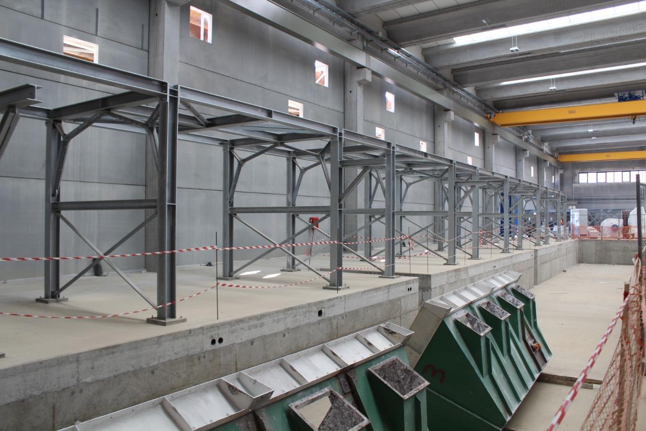 Gallery foto n.1 هيكل معدني - مصنع زينكول أوسيدي