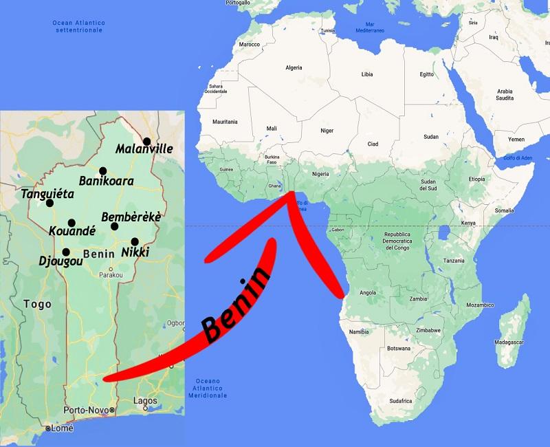 Coperture a Sbalzo da Record in Africa