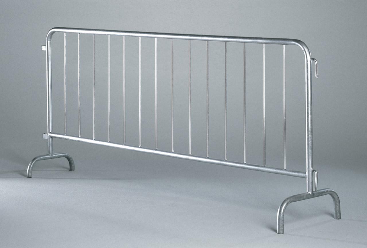 Barrier rental