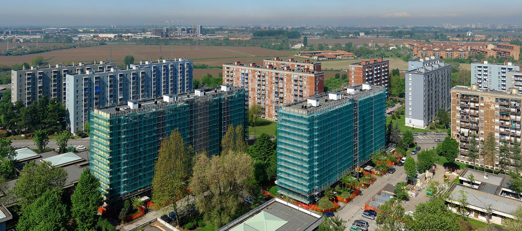 Реконструкция городской среды