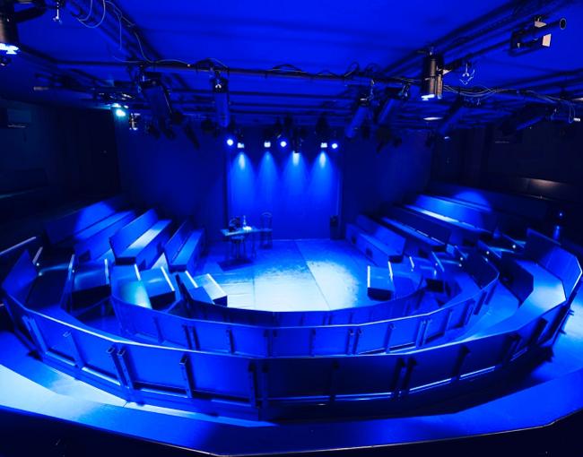 Tribuna prefabbricata SP5 - teatro La Scala
