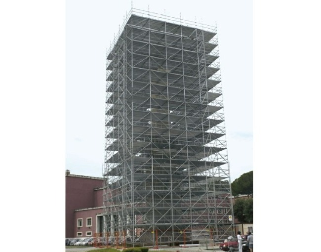 Multiceta - Restoration of the Mussolini Obelisk