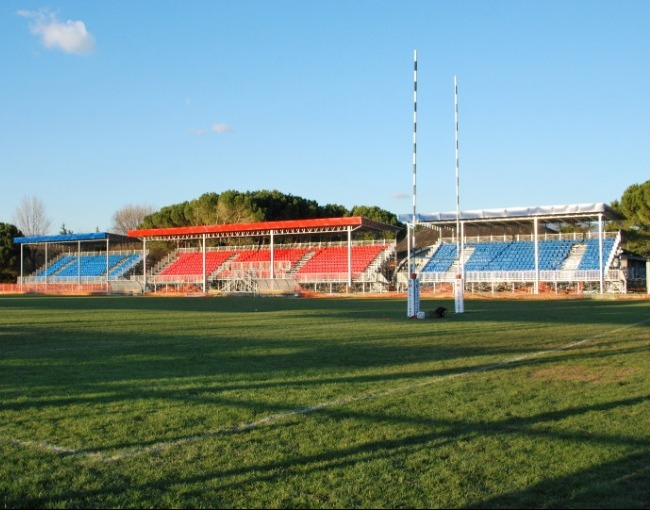 Prefabricated cover - Chersoni Rugby Stadium