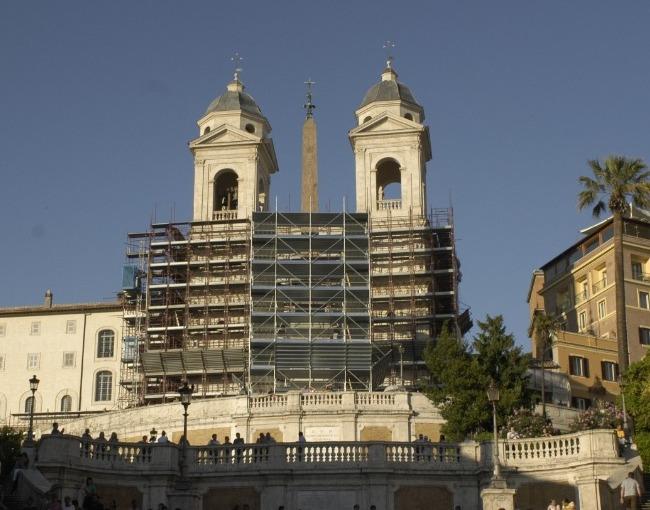 Multiceta - Sallustiano Obelisk