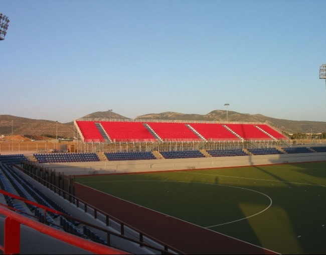 Prefabricated stand G2M15/2 - 2004 Olympic Games