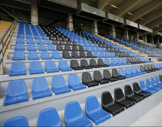 SET once-piece seats - Italian National Athletes Stadium