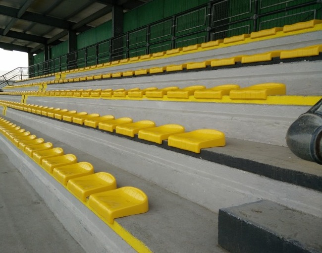 DROP one-piece seats - Sports Centre