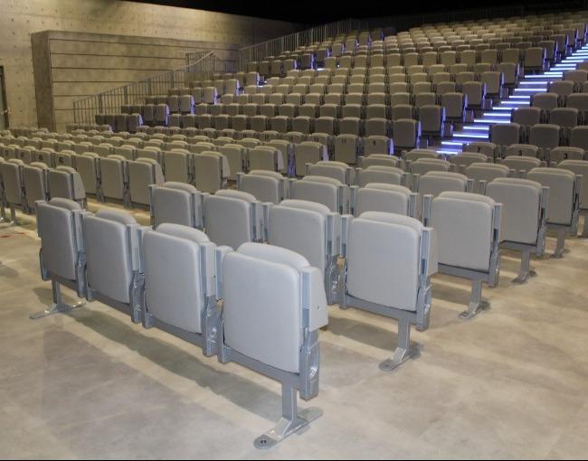 TOP CLASS seats - Armani Theatre